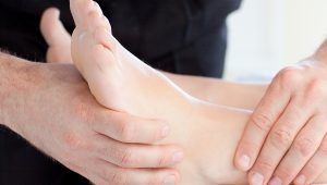 Podiatrists treat a wide range of lower limb, ankle and foot issues.