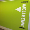 the Lloyd's Wellbeing Centre