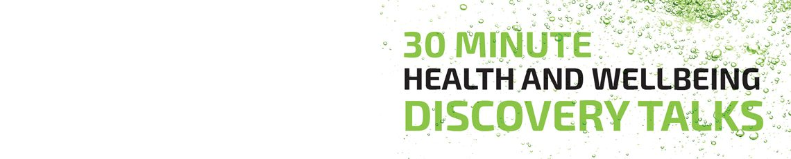 Introducing our Health and Wellbeing Discovery Talks