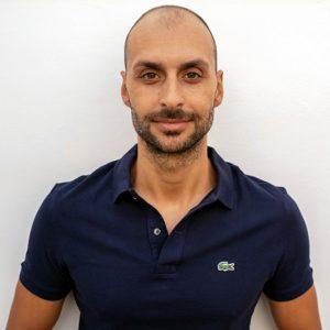 Daniele Delicati - Physiotherapist
