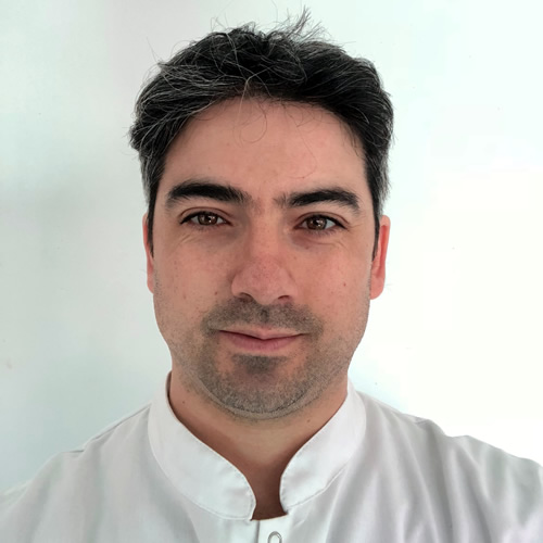Pascal Rodrigues (Physiotherapist and Osteopath)