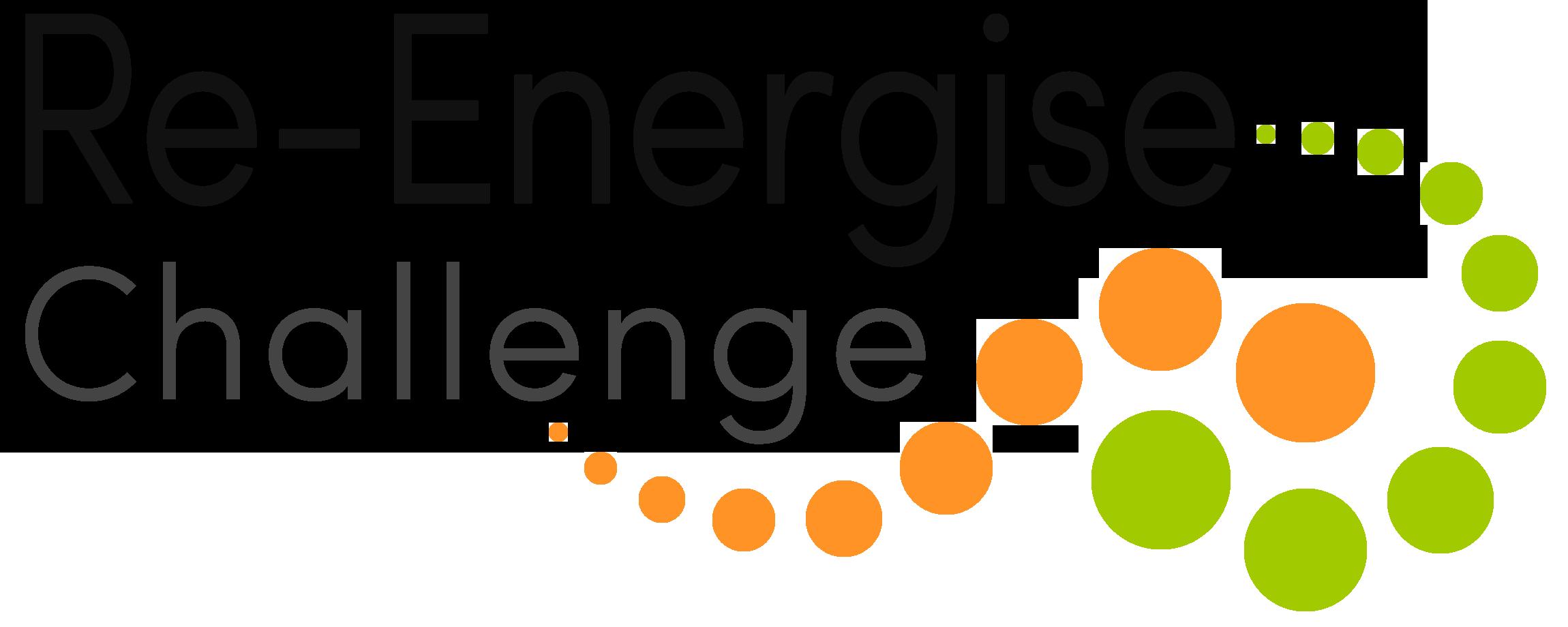 Re-Energise Challenge logo